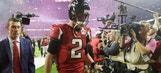 Did the Atlanta Falcons choke?