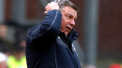 Where's the turnaround, Big Sam?