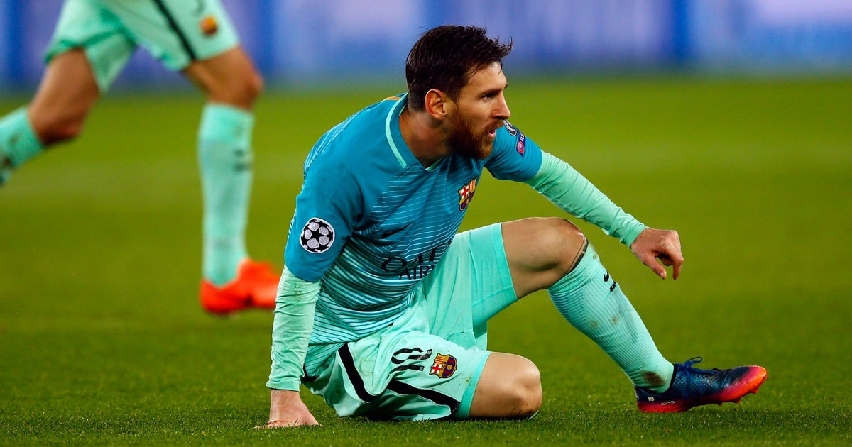 Barcelona Got Crushed Because Psg Completely Eviscerated