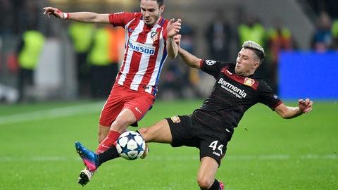 Bayer Leverkusen: Kevin Kampl