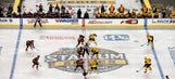 The 20 most stunning photos from the Penguins-Flyers game at Heinz Field