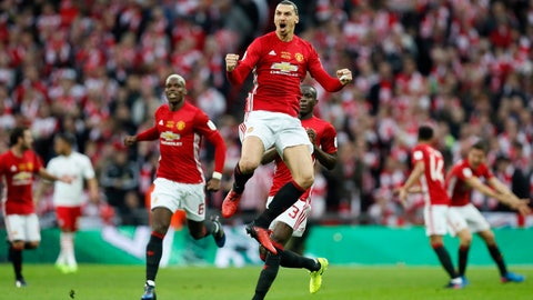 Welcome to Wembley, Zlatan