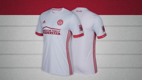 Atlanta United secondary kit