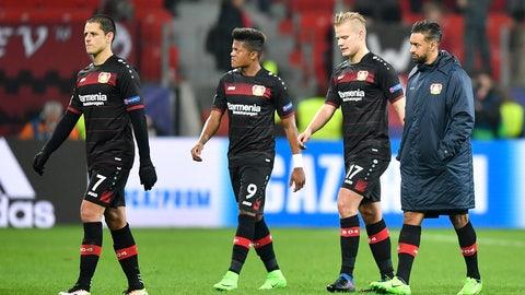 Bayer Leverkusen, +50000