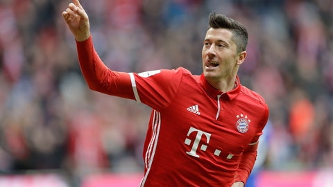 Bayern Munich vs. Arsenal (Wednesday, 2:30 p.m. on FS1)