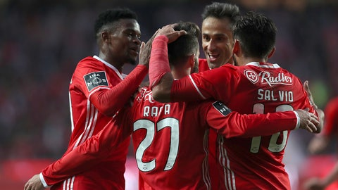Benfica — History