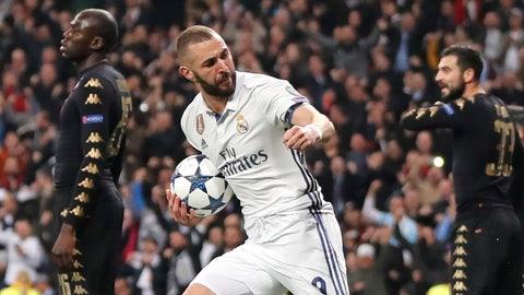 Karim Benzema deserves some respect