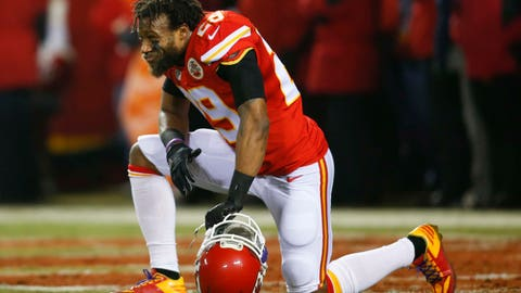 Safety: Eric Berry, Chiefs