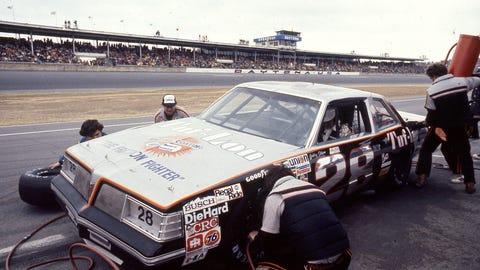 1981, Bobby Allison