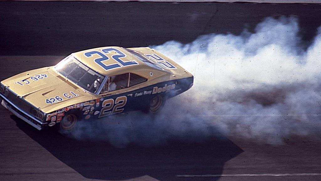 Bobby Allison's iconic Daytona 500 paint schemes | FOX Sports