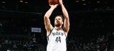 Reports: Wizards acquire Nets' Bogdanovic for Nicholson, first-round pick
