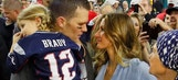 Gisele asked Tom Brady to retire after the Patriots beat the Falcons in Super Bowl LI