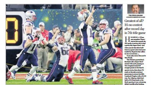 The Dallas Morning News - Brady's Bunch