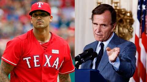 Matt Bush / George H. W. Bush