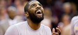 Kyrie Irving claims the Earth is actually flat, and Draymond Green responds
