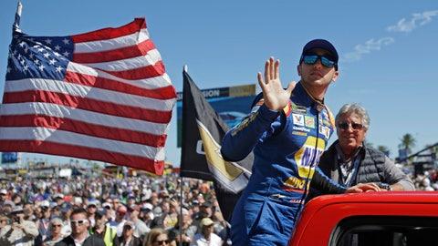 Daytona 500 pole winner