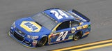 Chase Elliott wins the pole for the 59th Daytona 500