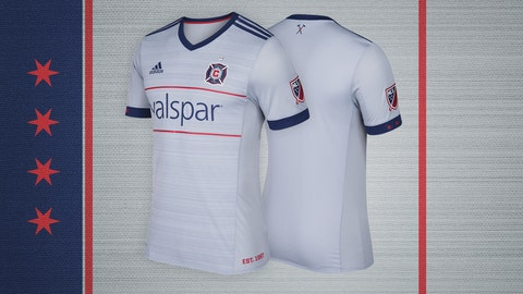 Chicago Fire secondary kit