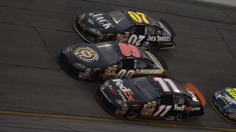 2006, sixth-place finish with Richard Childress Racing