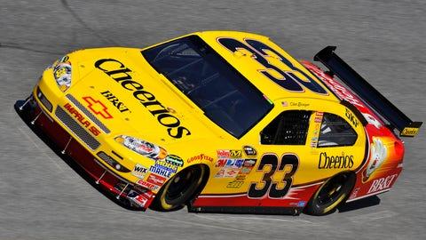 2009-2011, Cheerios