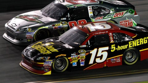 2012, 11th with Michael Waltrip Racing