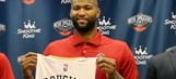 Cousins excited to be teaming up with Davis in New Orleans