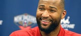 Boogie Cousins cracks up media in New Orleans