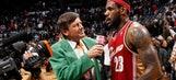 Craig Sager honored with Basketball Hall of Fame media award