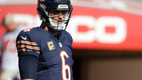 Jay Cutler - Bears