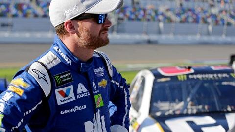 Earnhardt needs 'no fear' to win Daytona 500