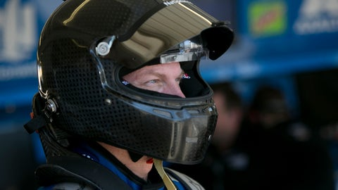 Can Dale Earnhardt Jr. stay healthy?