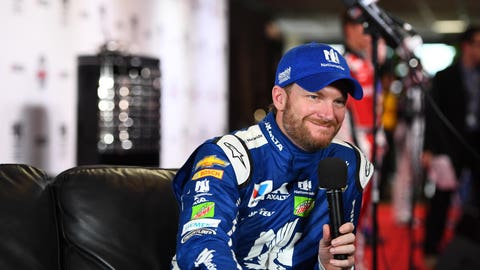 Sit down with Dale Jr.