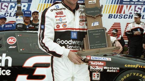 Earnhardt owned the Clash