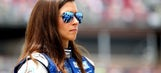 Danica Patrick knows part of Daytona racing is 'you've got to be lucky'