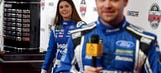 Ricky Stenhouse Jr. offers details on Danica Patrick's April Fool's Day joke