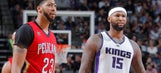 DeMarcus Cousins, Anthony Davis must learn to work together