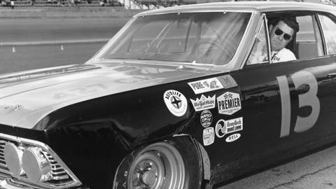 1967, Curtis Turner
