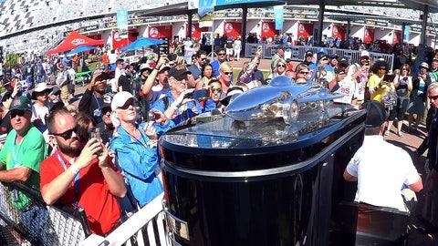 The Daytona 500 Trophy