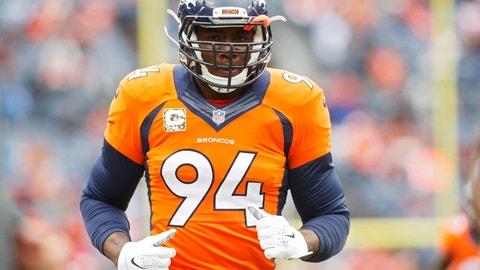 Denver Broncos: DeMarcus Ware, OLB