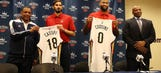 The Clock Is Already Ticking On DeMarcus Cousins And Pelicans