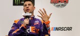 Denny Hamlin signs contract extension with Joe Gibbs Racing, FedEx