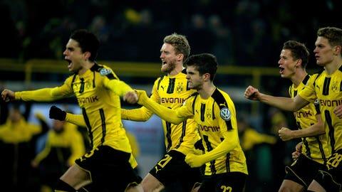 Dortmund & Hoffenheim's battle for UCL spot