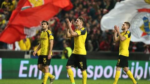 Borussia Dortmund, +1600