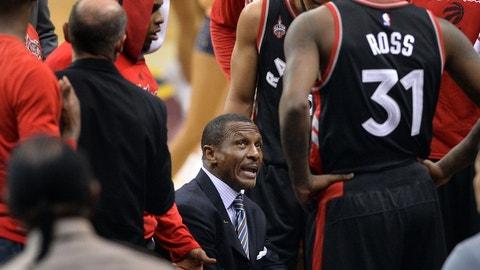 Dwane Casey, Toronto Raptors: A