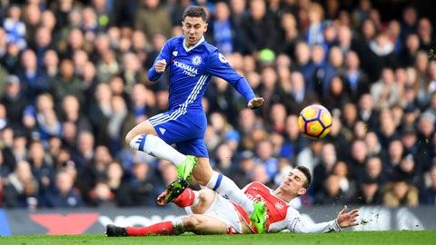 Attacking midfielder - Eden Hazard