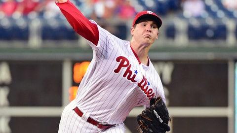 Jerad Eickhoff - SP - Phillies
