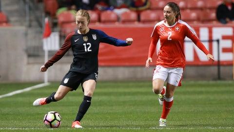 Emily Sonnett (Portland Thorns FC)