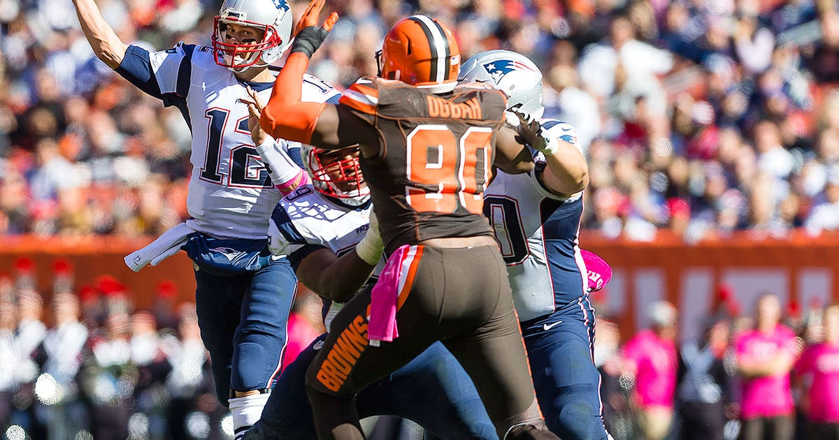 Cleveland Browns Pass Rusher Fox Sports