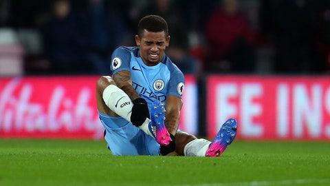 Gabriel Jesus - Manchester City