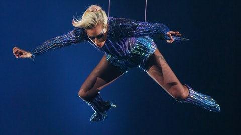 Lady Gaga, Halftime